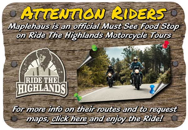 Ride the Highlands